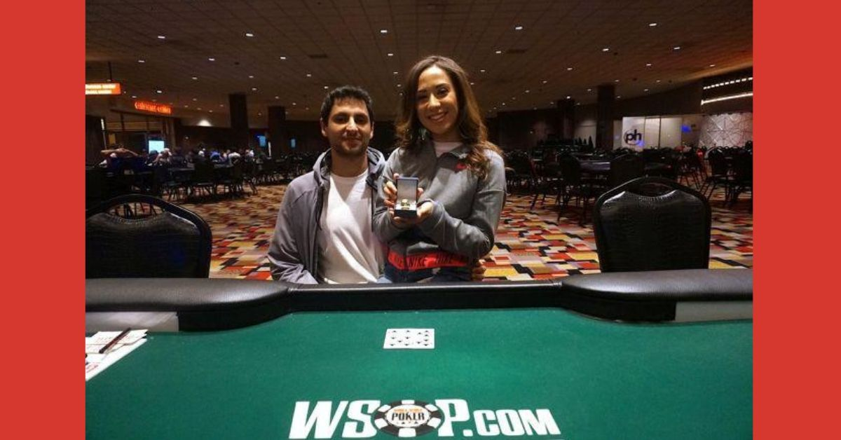 Who is Ben Zamani: Winner of WSOPC Planet Hollywood Title