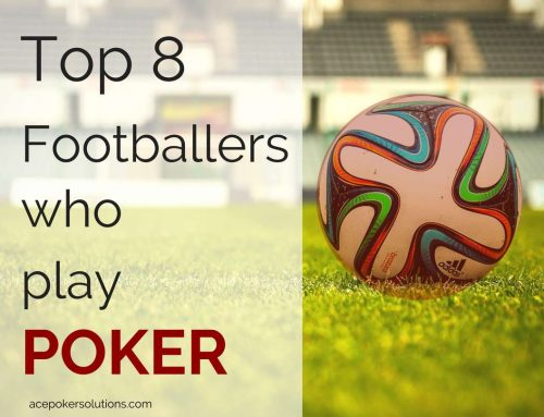 Poker and Football Players – The TOP 8