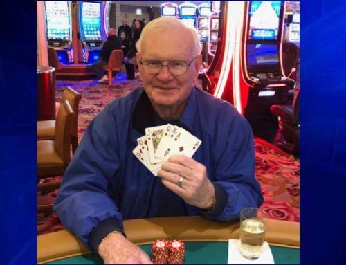 Harold McDowell wins $1M on a $5 bet
