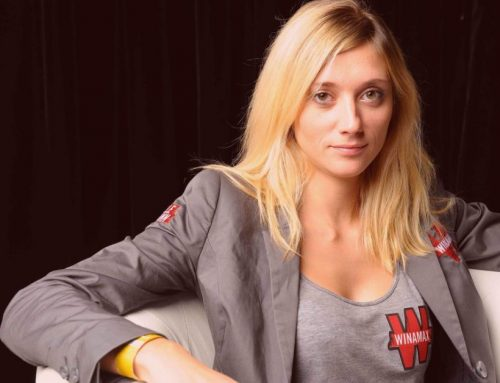 Gaelle Baumann – Female Poker Whiz
