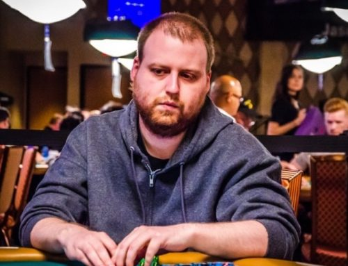 Joe Mckeehen: Rising up the ranks of US poker