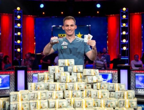 Justin Bonomo: Best poker player in 2018.