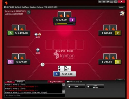 Top 3 Differences Between Online and Live Poker