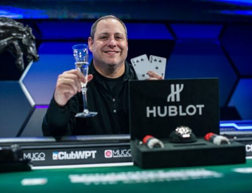 Meet David Baker – The winner of WPT L.A. Poker Classic