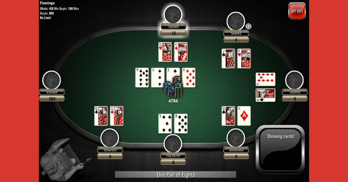 Online Poker Backers