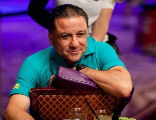 Eli ElezraWins Fourth WSOP Bracelet  in  $1,500Seven Card Stud
