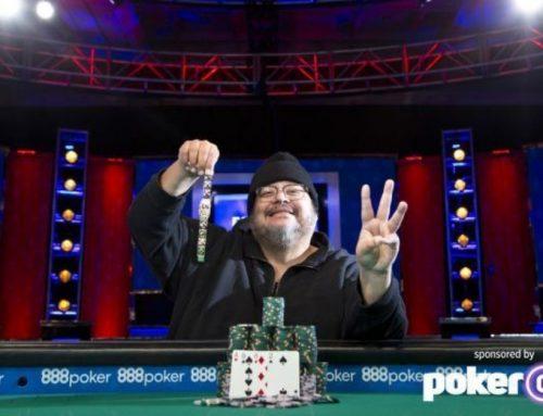Frankie O'Dell wins $10K Omaha Eight or Better, his third WSOP bracelet