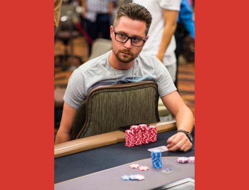 Jorden Fox wins first bracelet in $1,000 Double Stack No-LimitHold'em