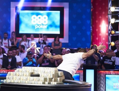 Hossein Ensan wins WSOP 2019 Event for $10 million