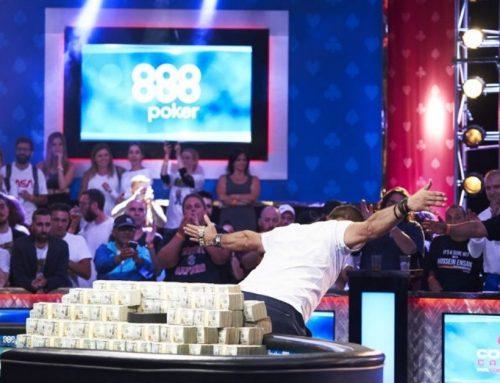 Hossein Ensan wins WSOP 2019 Event for $10 million