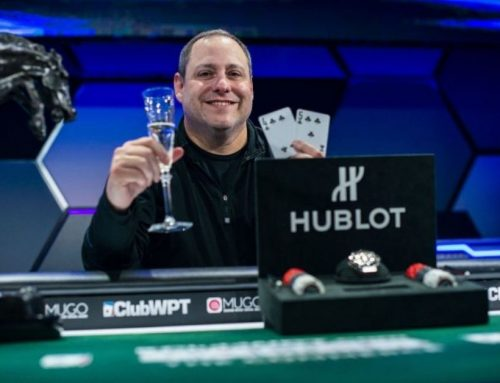 David  Baker wins $1,500 Limit  Event for his Second WSOP Gold Bracelet