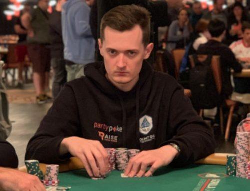 Nick Marchington to lose 10 percent of his WSOP winnings