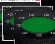 Pokerstars Multi-tabling