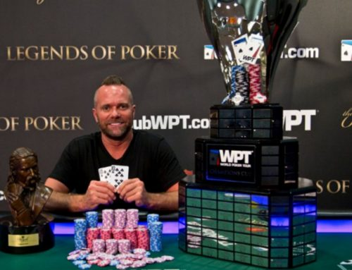 Aaron Van Blarcum wins Season XVIII WPT Legends of Poker Main Event