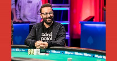 Daniel Negreanu Europe backers