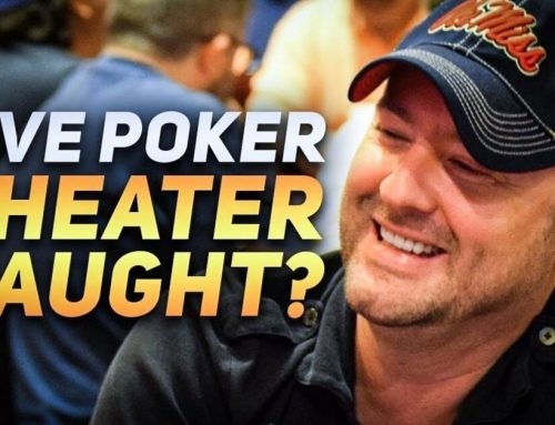 Is Mike Postle a poker cheat?