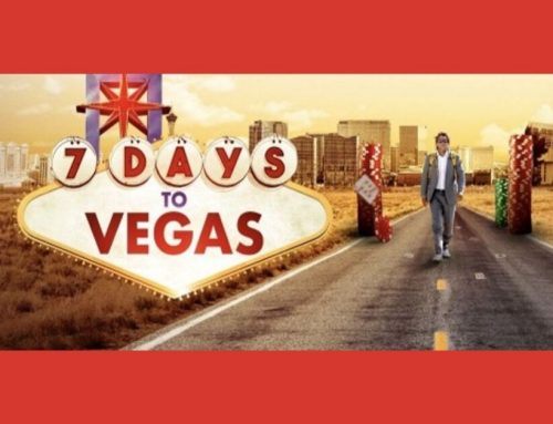 Vince Van Patten's 7 days to vegas success story