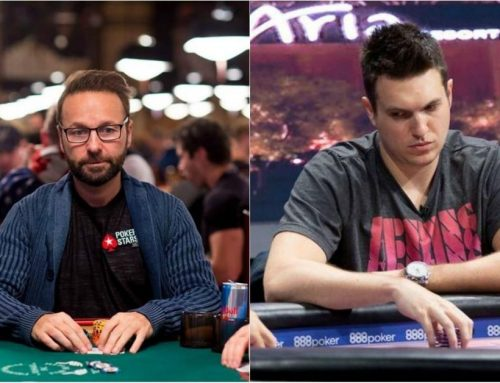 Negreanu vs. Polk: Never-ending Poker Feud Culminating in a HU Grudge Match?